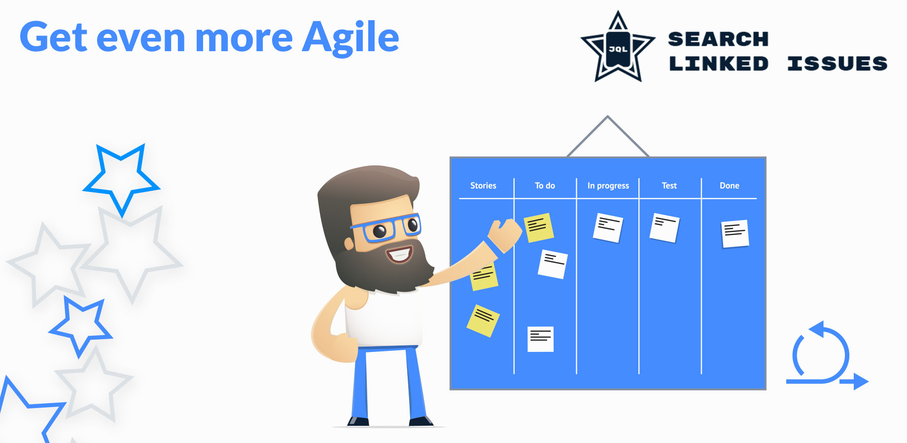 Get even more Agile